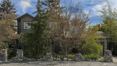 Seattle Single Family Home For Sale: 9614 13th Ave NW