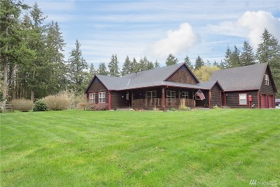Stanwood Single Family Home For Sale: 17125 89th Ave NW