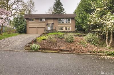 Kent Single Family Home For Sale: 849 Tilden Ave