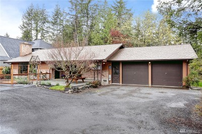 Bellingham Single Family Home For Sale: 1202 Telegraph Rd