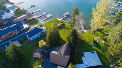 Eatonville Single Family Home For Sale: 12528 Clear Lake North Rd E