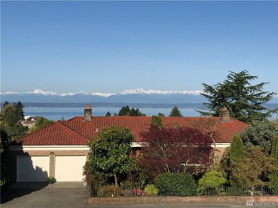 Seattle Single Family Home For Sale: 12525 9th Ave NW