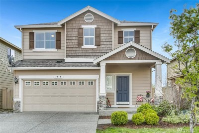 Fife Single Family Home For Sale: 3874 61st Ave E