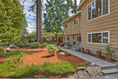 Kirkland Single Family Home For Sale: 8605 NE 136th St