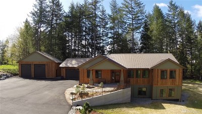 Thurston County Single Family Home Contingent: 3223 80th Ave SE