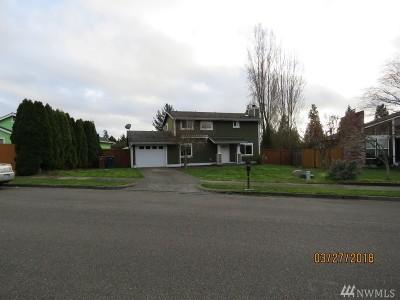Tacoma WA Single Family Home For Sale: $259,500