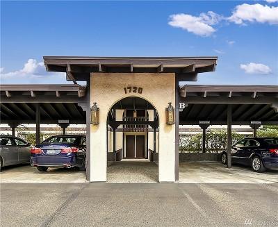 Shoreline Condo/Townhouse For Sale: 1720 NE 179th St #203