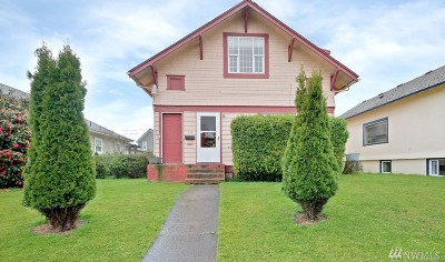 Tacoma Single Family Home For Sale: 3116 N 8th St