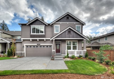 Puyallup Single Family Home For Sale: 1010 32nd St NW #54
