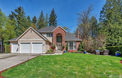 Issaquah Single Family Home For Sale: 625 Mount Olympus Dr SW