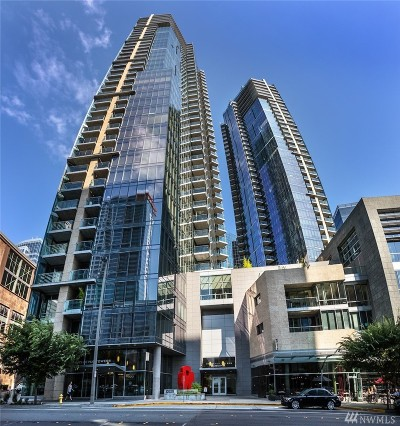 Condo/Townhouse Sold: 500 106th Ave NE #1507