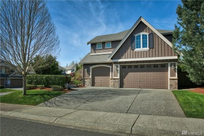Sammamish Single Family Home For Sale: 1113 273rd Place SE