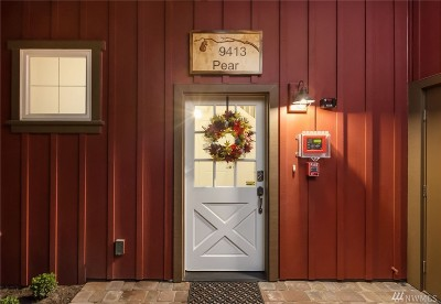 Kirkland Condo/Townhouse For Sale: 9413 NE 128th St
