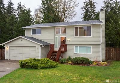 Lake Stevens Single Family Home For Sale: 2412 120th Dr NE