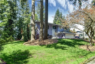 Lynnwood Single Family Home For Sale: 20704 23rd Ave W