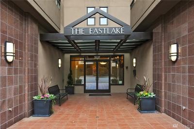 Condo/Townhouse Sold: 3217 Eastlake Ave E #311