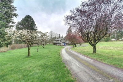 Issaquah Single Family Home For Sale: 13609 217th Ave SE