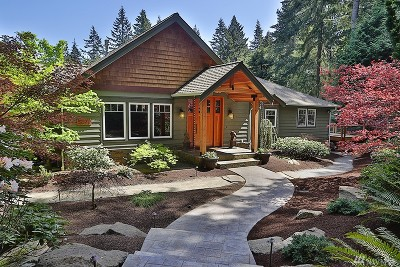 Langley Single Family Home Sold: 5827 Pioneer Park Place