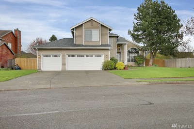 Enumclaw Single Family Home For Sale: 535 Blanchat Ct