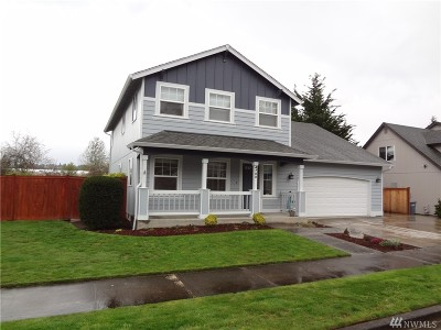 Sumner Single Family Home For Sale: 4700 154th Av Ct E