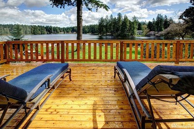 King County Single Family Home For Sale: 24205 Crystal Lake Rd