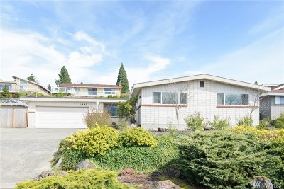 Tacoma Single Family Home For Sale: 1857 Lenore Dr