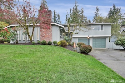 Pierce County Single Family Home For Sale: 2404 36th Ave SE