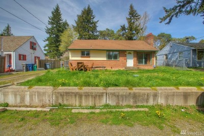 King County Single Family Home For Sale: 416 S 112th St