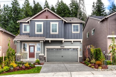 Pierce County Single Family Home For Sale: 10519 191st St E #138