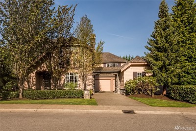 Sammamish Single Family Home For Sale: 123 246th Wy SE