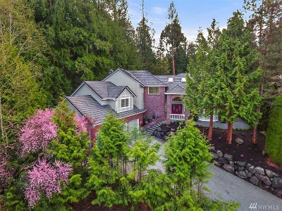 King County Single Family Home For Sale: 24047 NE 30th Place