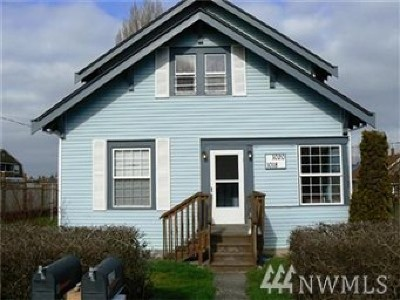 Anacortes WA Multi Family Home Sold: $369,900