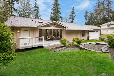 Issaquah Single Family Home For Sale: 23231 SE 58th St
