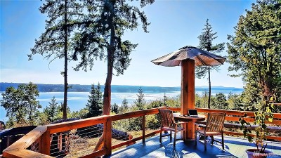 Port Ludlow Single Family Home For Sale: 110 Groves Wy