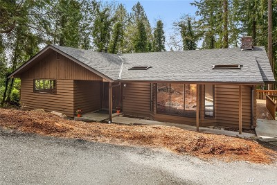 Issaquah Single Family Home For Sale: 20631 SE 127th St