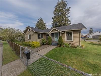 Tacoma WA Single Family Home For Sale: $232,500