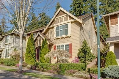 Redmond Single Family Home For Sale: 11732 167th Ct NE