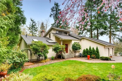 Bellevue Single Family Home For Sale: 14951 60th St