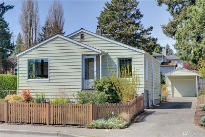 Seattle Single Family Home For Sale: 9253 8th Ave NW