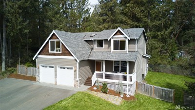 Pierce County Single Family Home For Sale: 7315 Warren Dr, NW