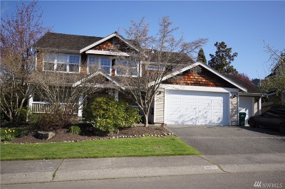 Kirkland Single Family Home For Sale: 8412 NE 121 Place