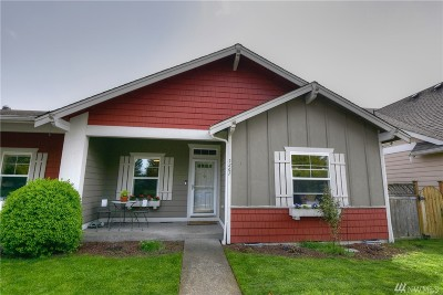 Lacey Single Family Home For Sale: 5267 66th Ave SE