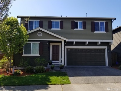 Thurston County Single Family Home For Sale: 6645 Inlay St SE