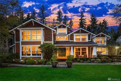 Redmond Single Family Home For Sale: 22300 NE 85th St