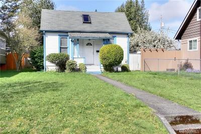Tacoma WA Single Family Home For Sale: $150,000