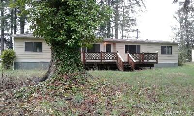 Grapeview Single Family Home For Sale: 922 E Mason Benson Rd