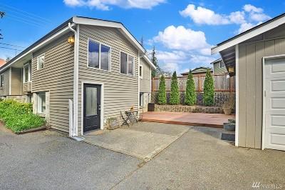 Tacoma Single Family Home For Sale: 1509 58th Ave NE