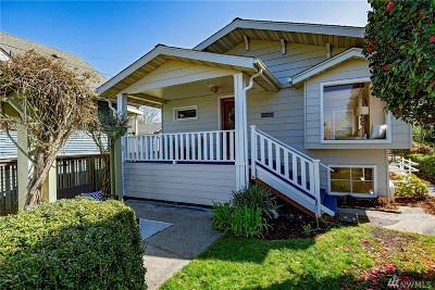 Seattle Single Family Home For Sale: 3326 18th Ave S