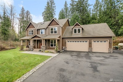 Single Family Home Sold: 20704 Mero Rd