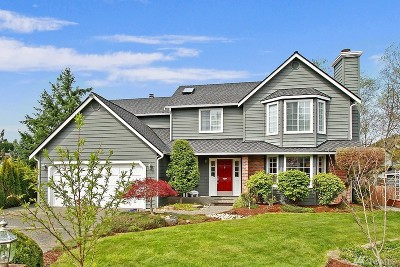 Woodinville Single Family Home For Sale: 16020 124th Ct NE